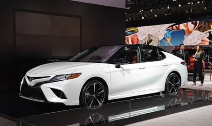 The Toyota Hybrid 2019 First Drive