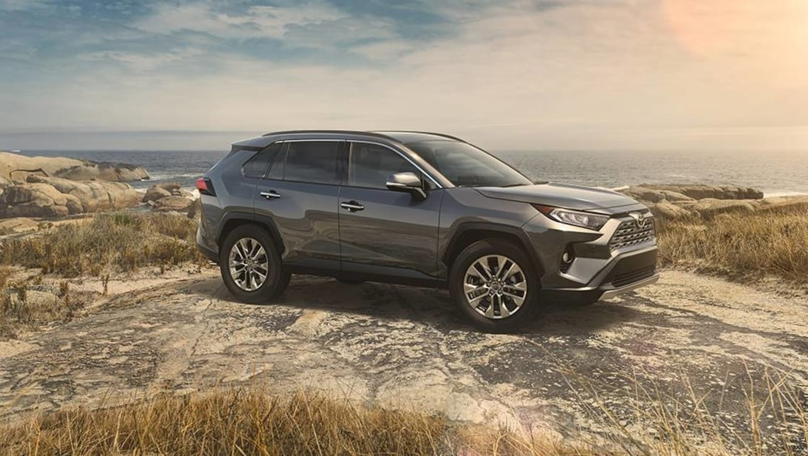 Toyota Rav4 2019 Review and Specs