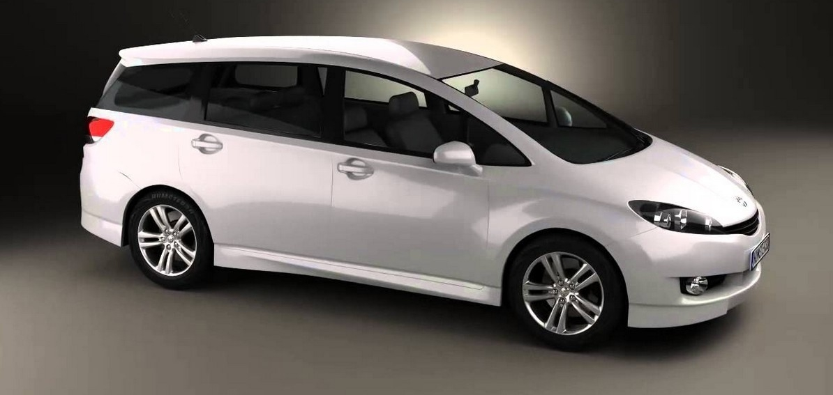 New Toyota Wish 2019 New Review