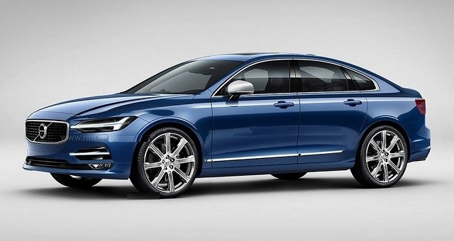 Volvo S40 2019 Price and Release date