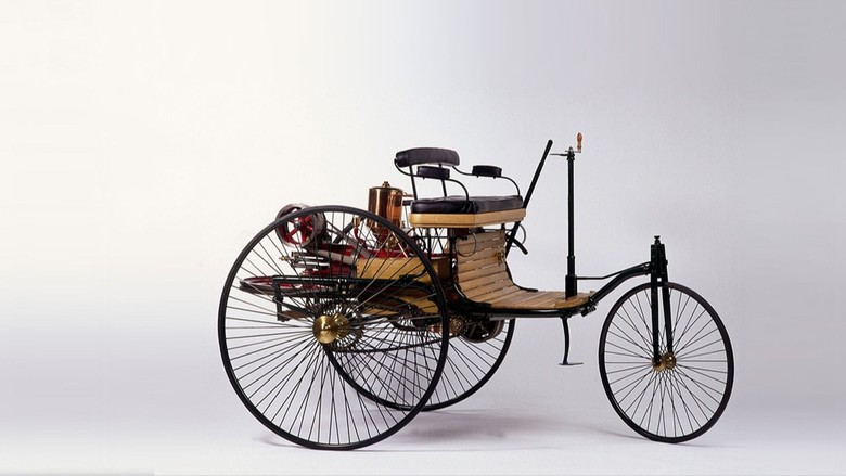 Who Made the First Car?