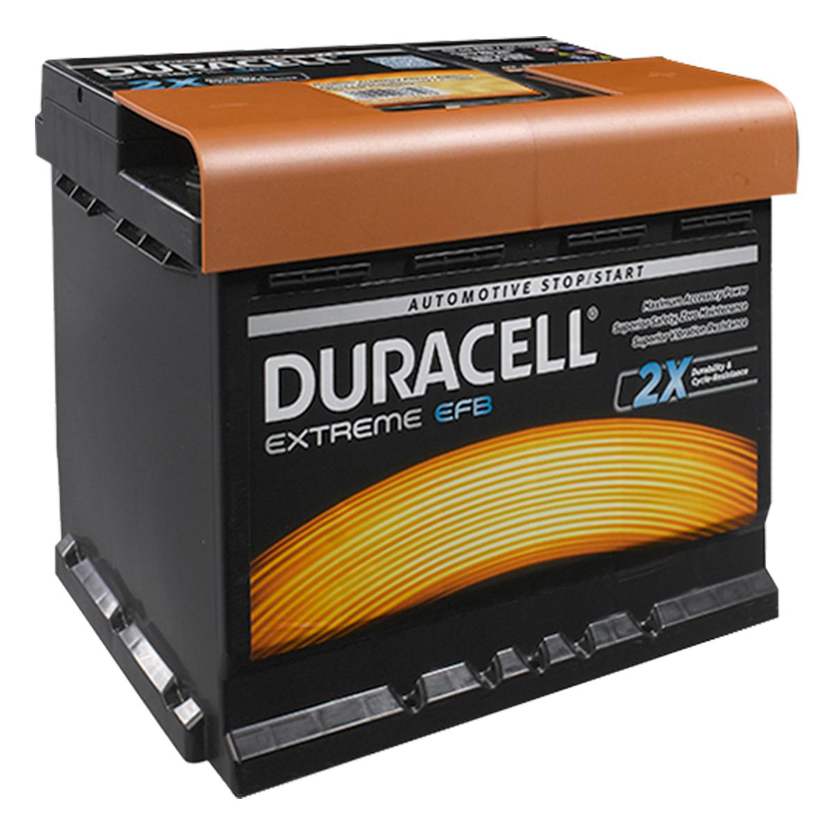 Duracell Extreme EFB