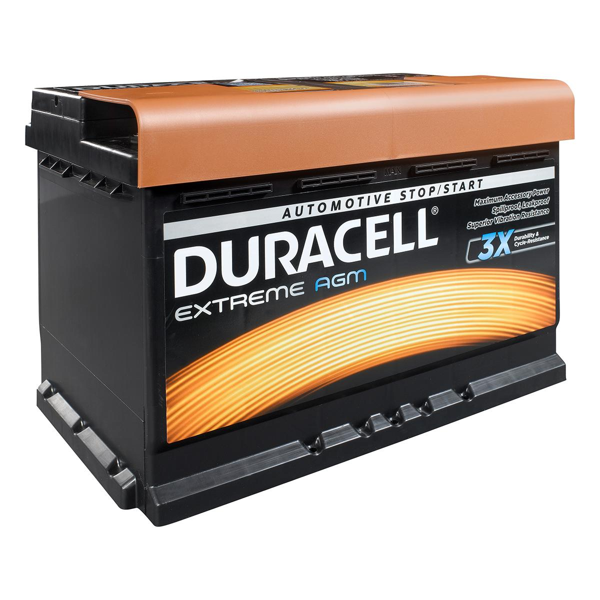 Duracell Extreme AGM