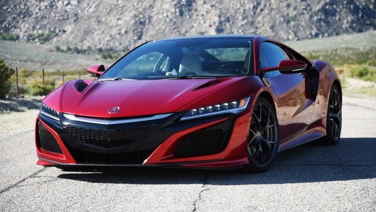 Who Makes Acura Cars?