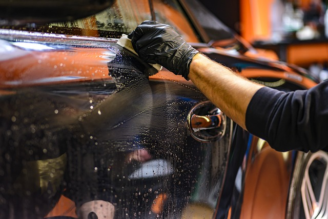 The Benefits of Self-wash for Cars