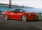 0 60 Ferrari California