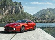 Aston Martin Zagato Top Speed