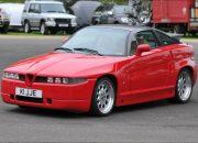 Alfa Romeo Zagato Sz